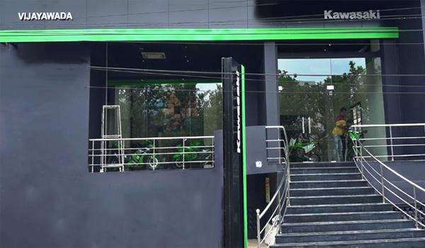 India Kawasaki Motors Opens A New Dealership In Vijayawada