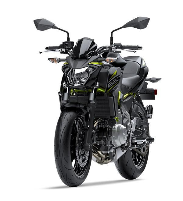 Z650 Kawasaki Indiacom