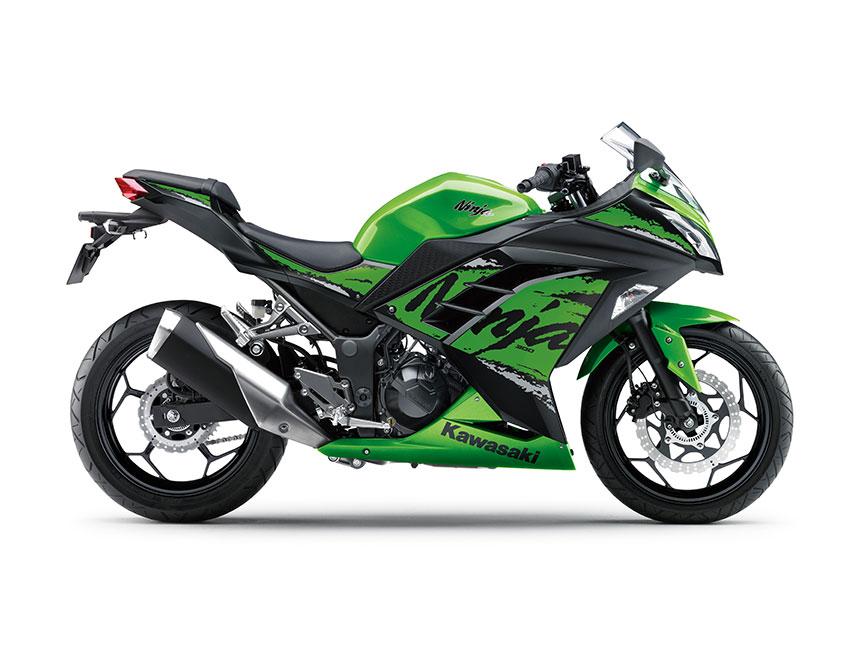 Ninja 300 Kawasaki Indiacom