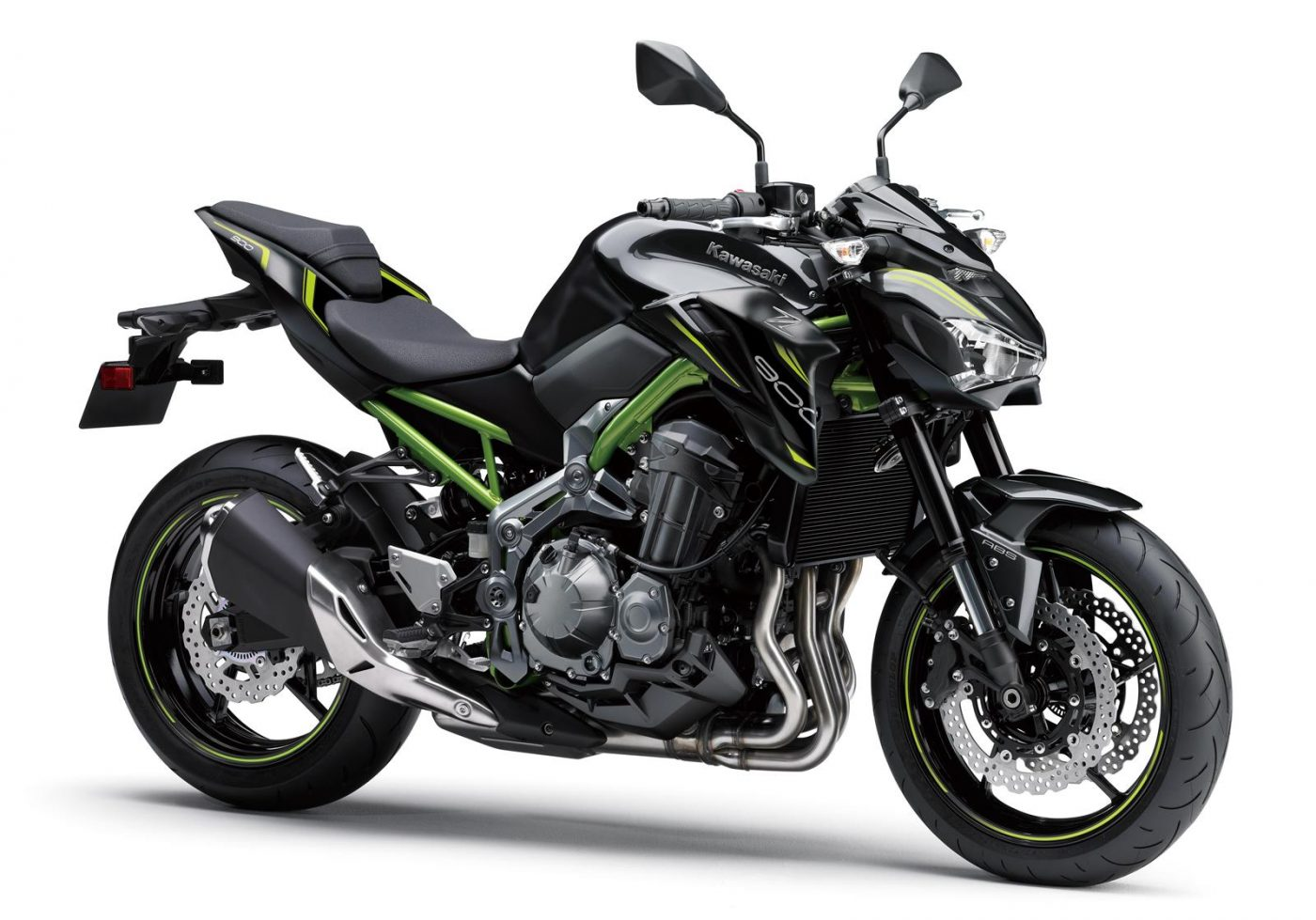 2019 Kawasaki Z900 Launched - Priced At Rs 7.68 Lakhs