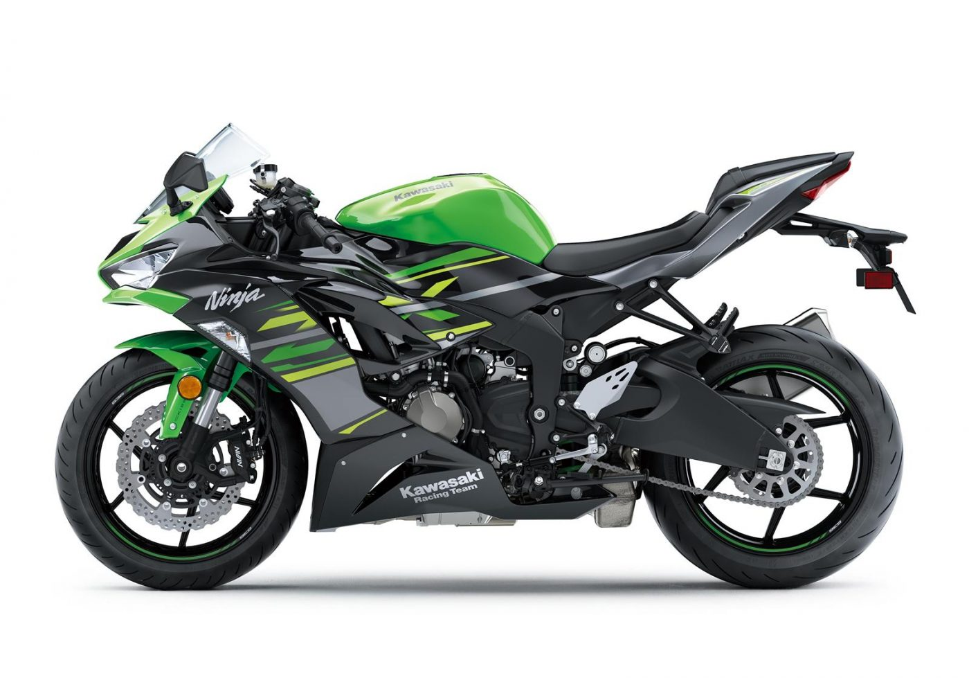Ninja Zx 6r Kawasaki Indiacom