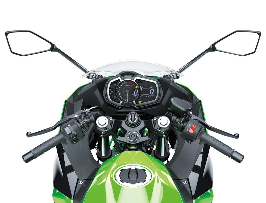 Ninja 400 Kawasaki Indiacom