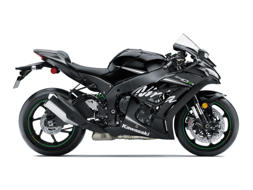 Ninja Zx 10rr Kawasaki Indiacom