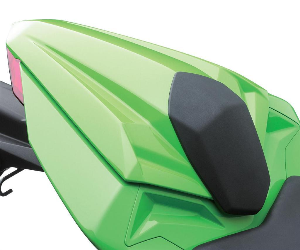 Pillion Seat Cover Kawasaki Indiacom
